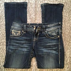Vigoss Jeans - Vigoss Jeans   Dallas Slim Bootcut   27x31